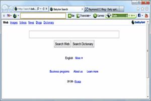 babylon-search-redirect